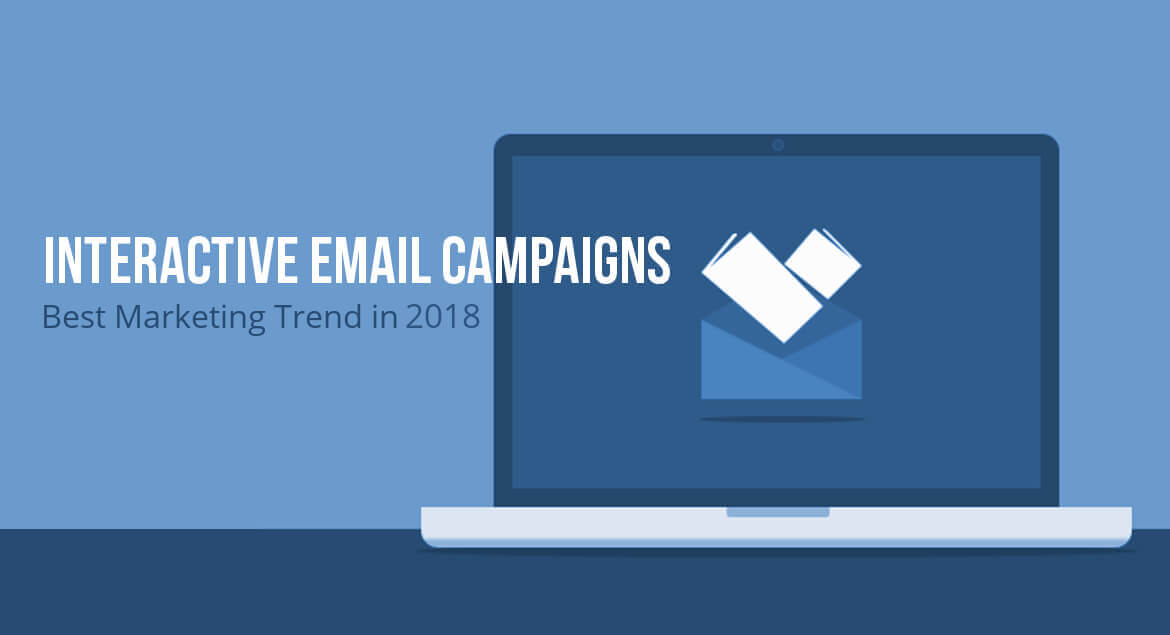 interactive email campaign amman