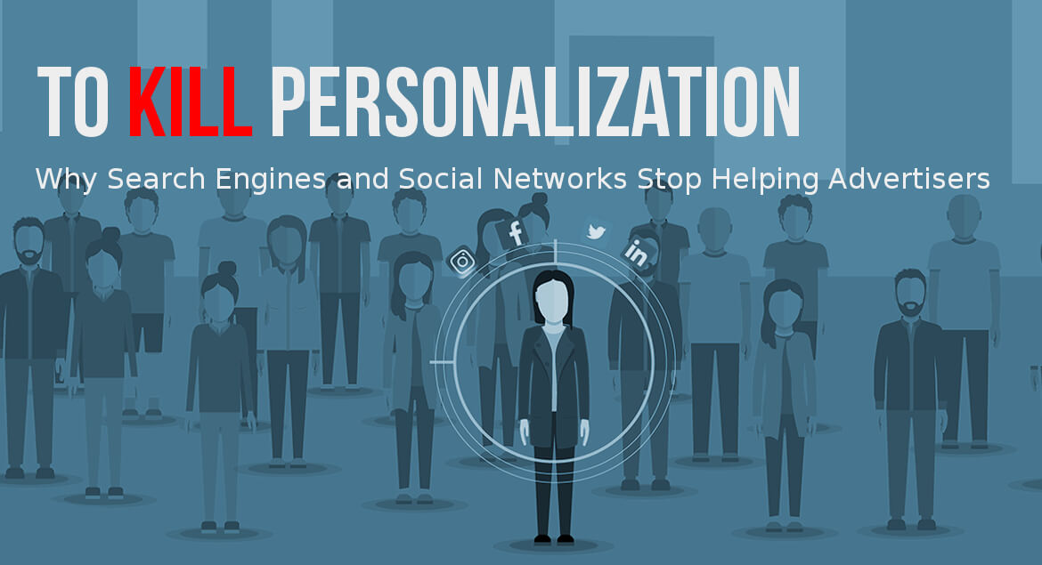 social media personalization rights users
